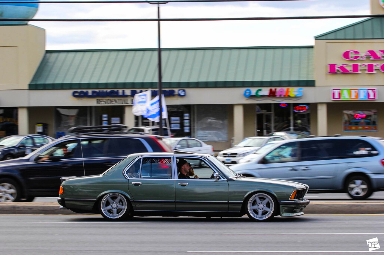 Bagged BMW 735i E23... Drogue d'air ! 33