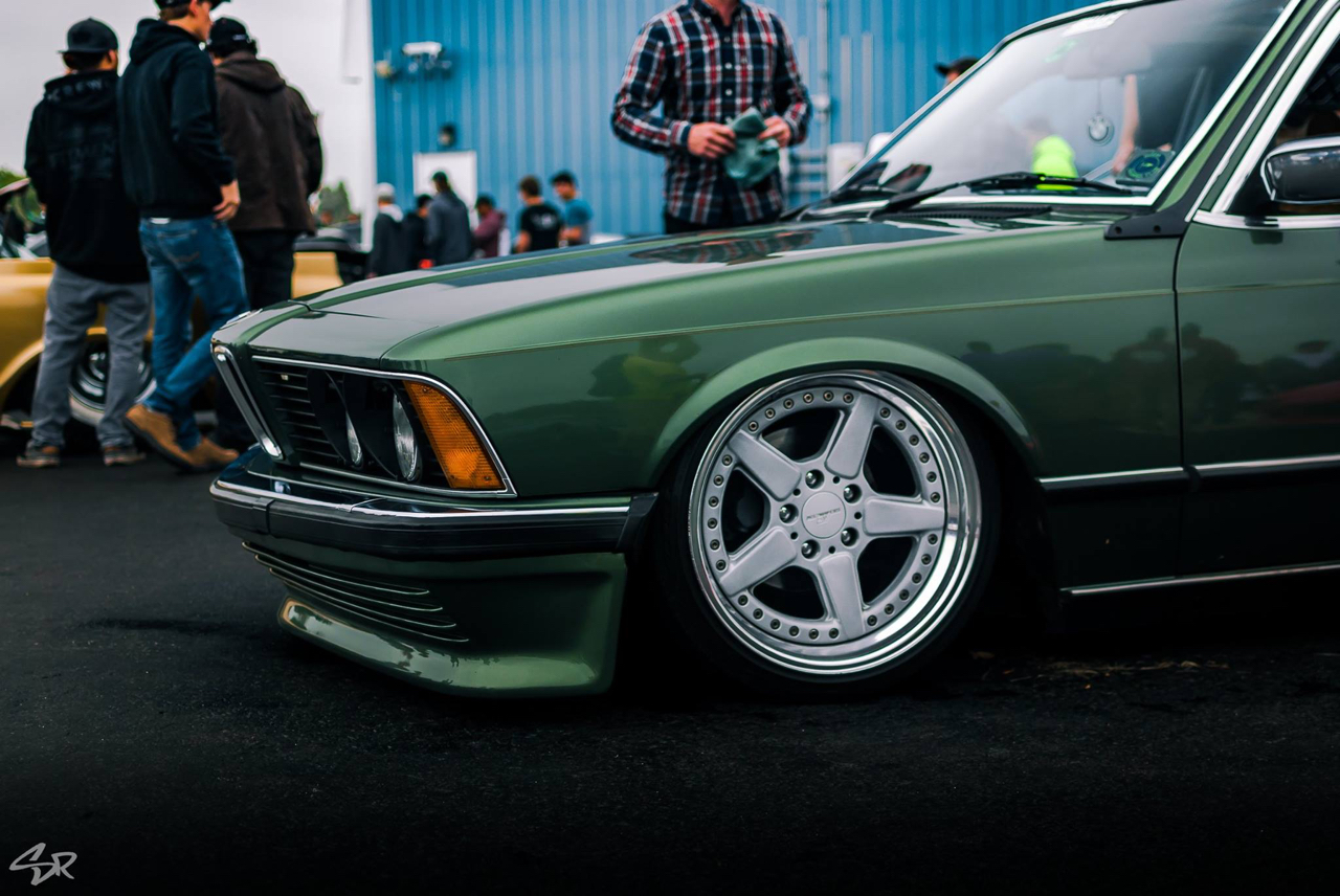 Bagged BMW 735i E23... Drogue d'air ! 23