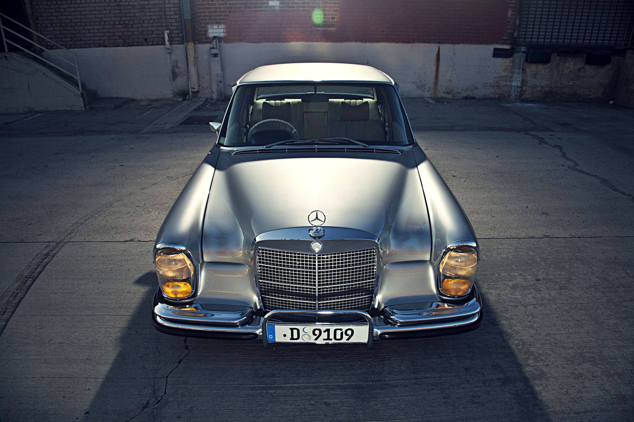 Bagged Mercedes 280 SE W108 - Pairfect ! 28