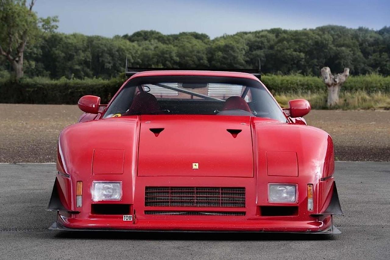Ferrari 288 GTO Evoluzione - Proto mort né ! 30
