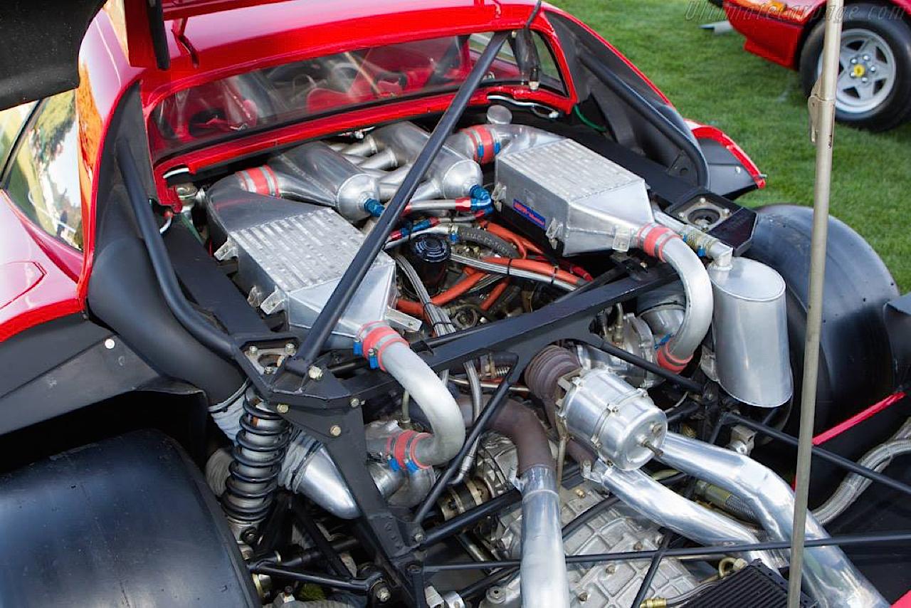 Ferrari 288 GTO Evoluzione - Proto mort né ! 35