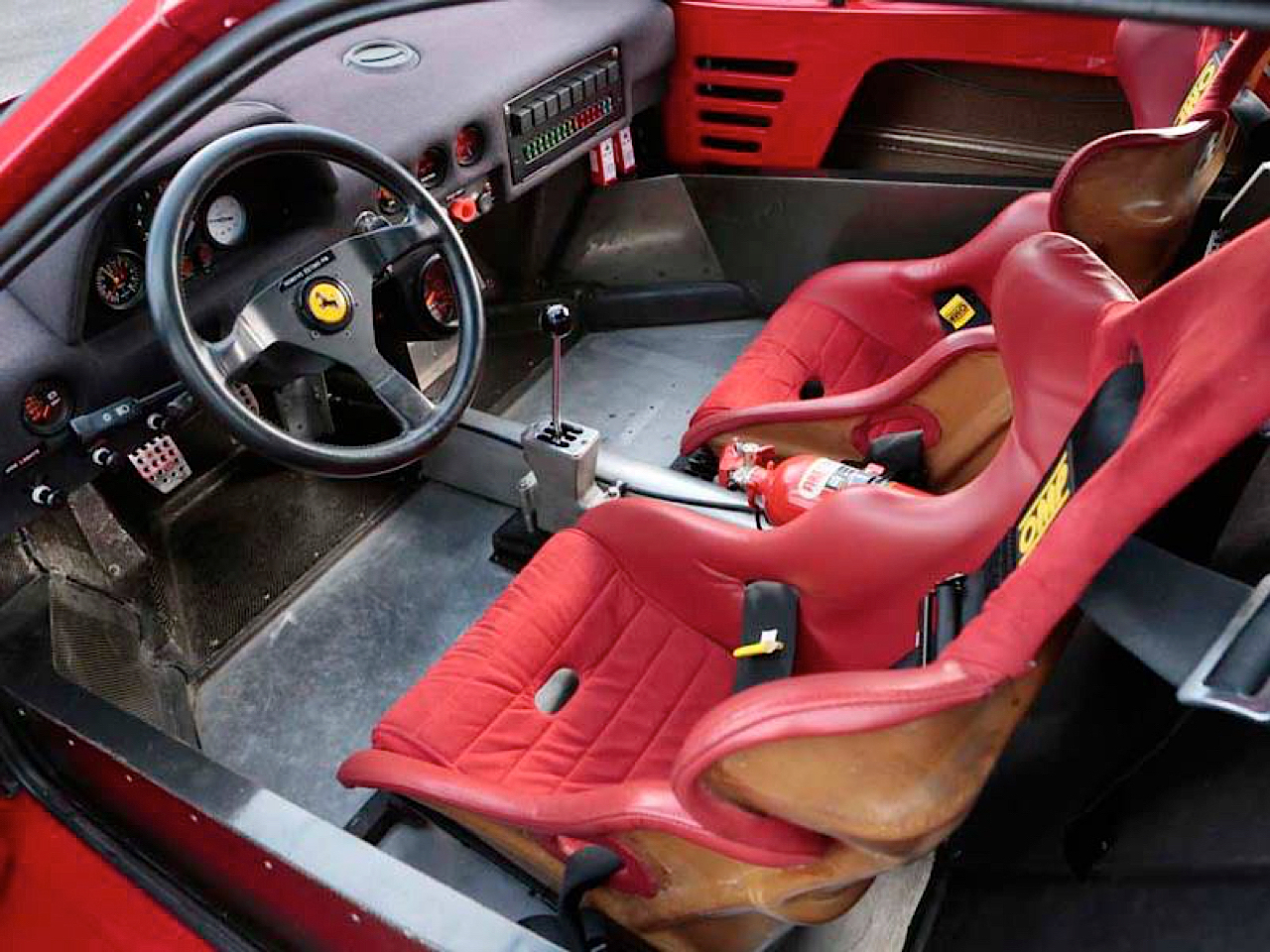 Ferrari 288 GTO Evoluzione - Proto mort né ! 37