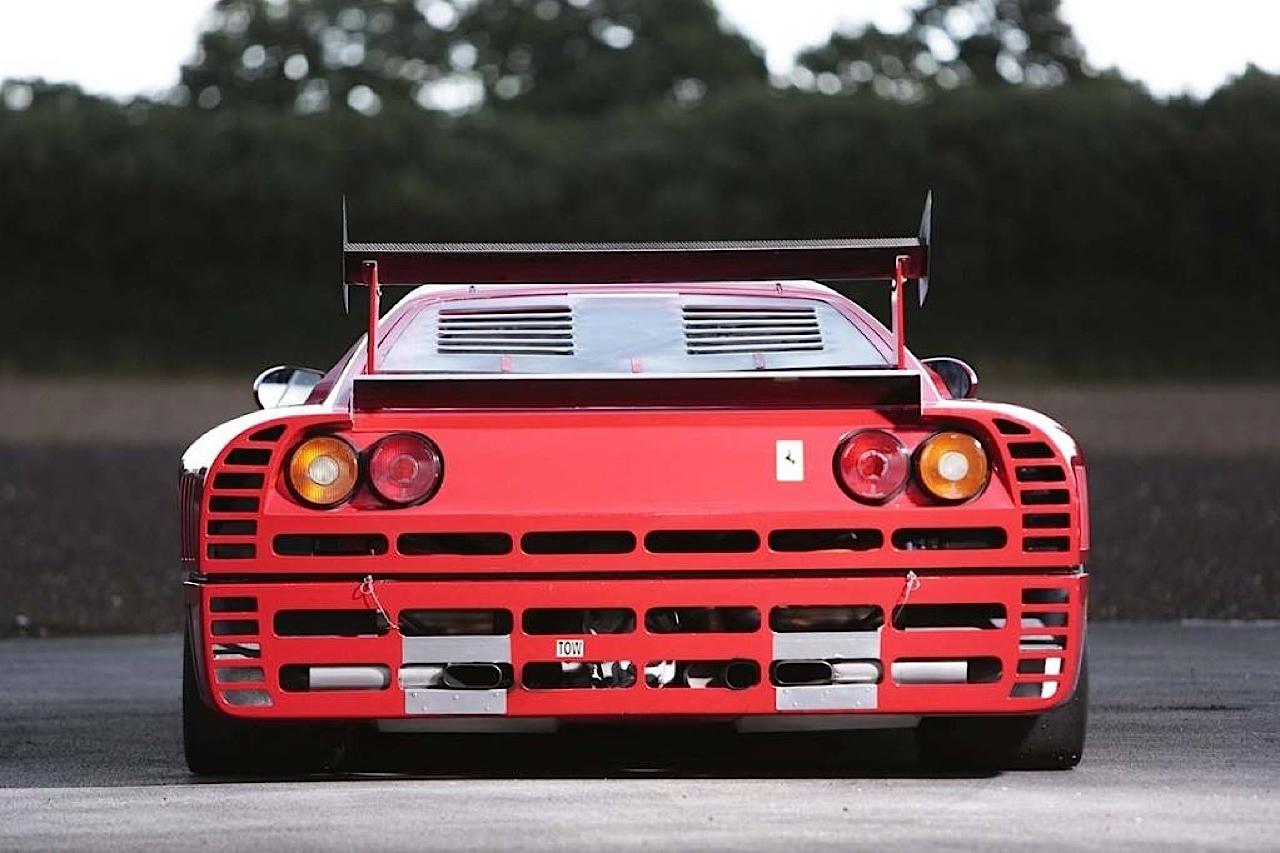 Ferrari 288 GTO Evoluzione - Proto mort né ! 41