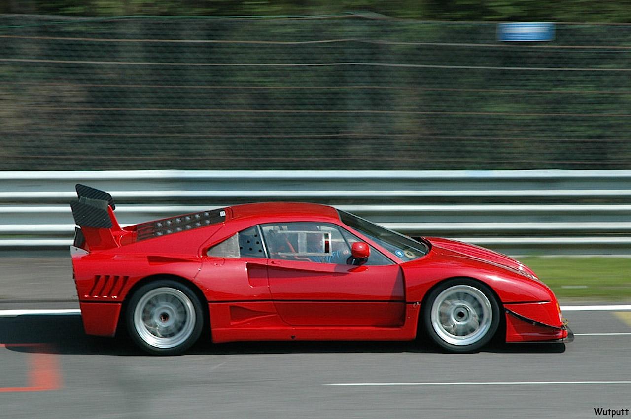 Ferrari 288 GTO Evoluzione - Proto mort né ! 40