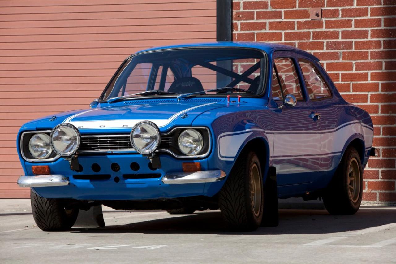 Ford Escort RS1600 F&F 6- La caisse à Brian ! 50