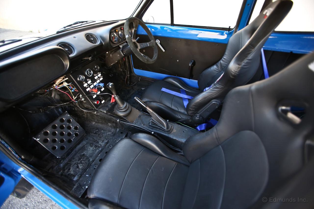 Ford Escort RS1600 F&F 6- La caisse à Brian ! 41