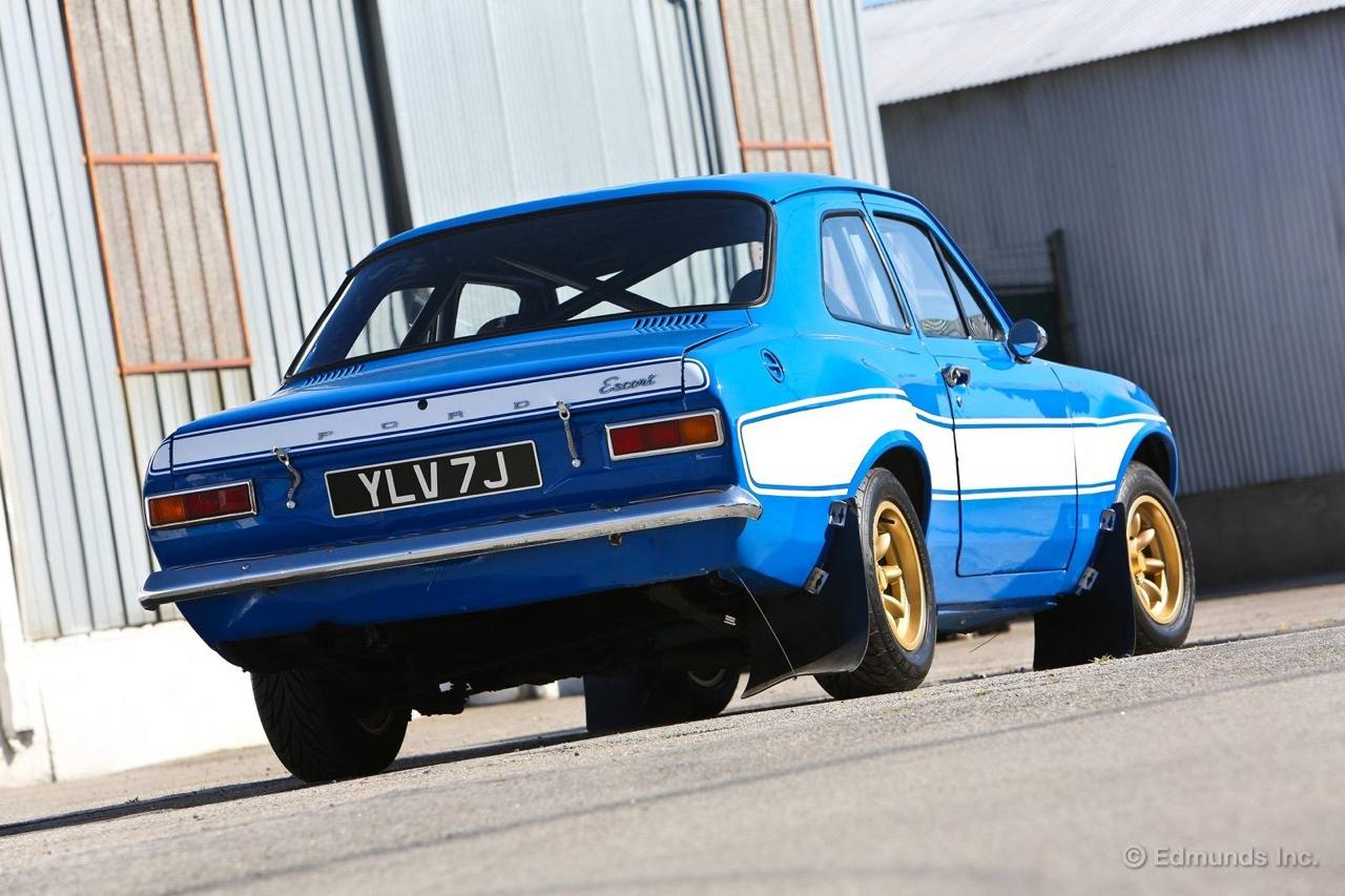Ford Escort RS1600 F&F 6- La caisse à Brian ! 42