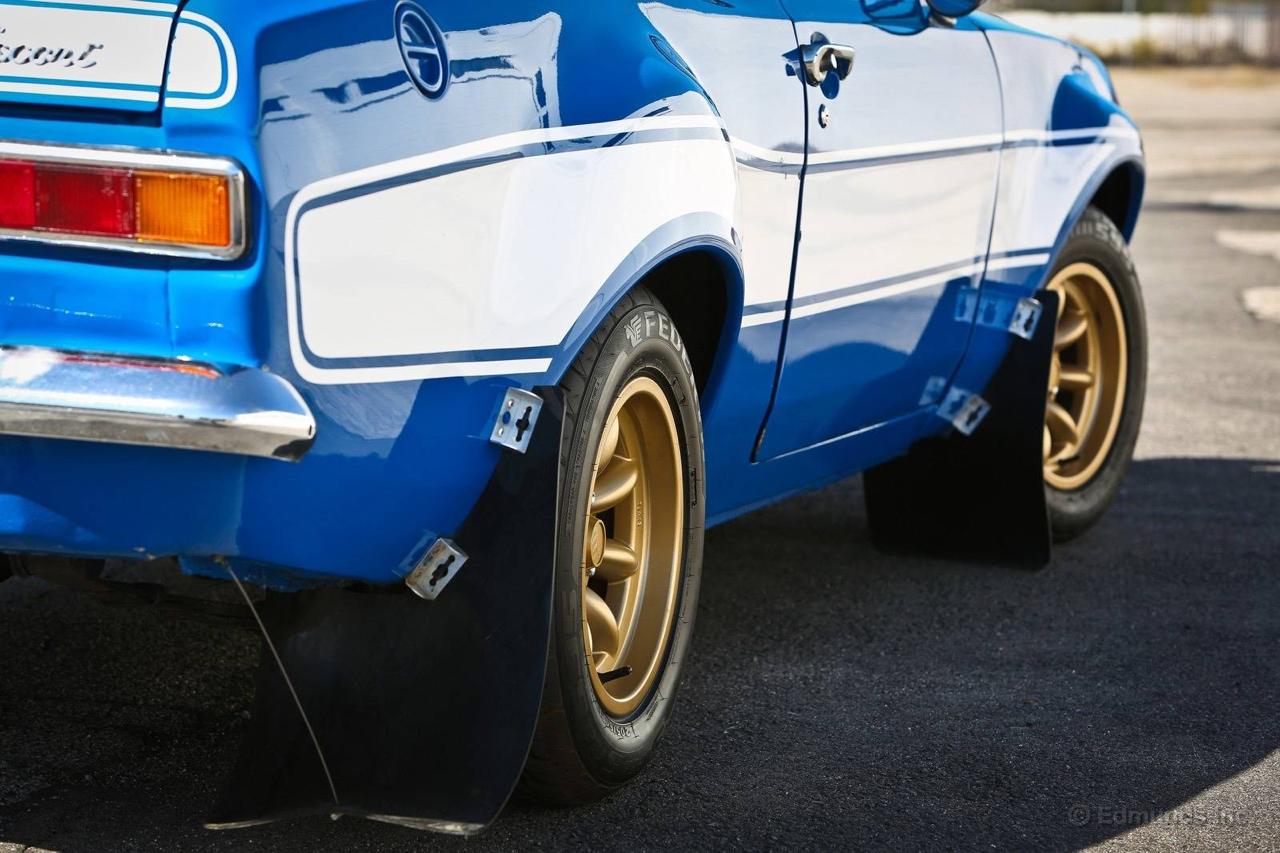 Ford Escort RS1600 F&F 6- La caisse à Brian ! 38