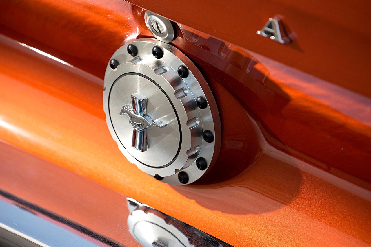 Ford Mustang Fastback '67 - De la restau' au custom... 38