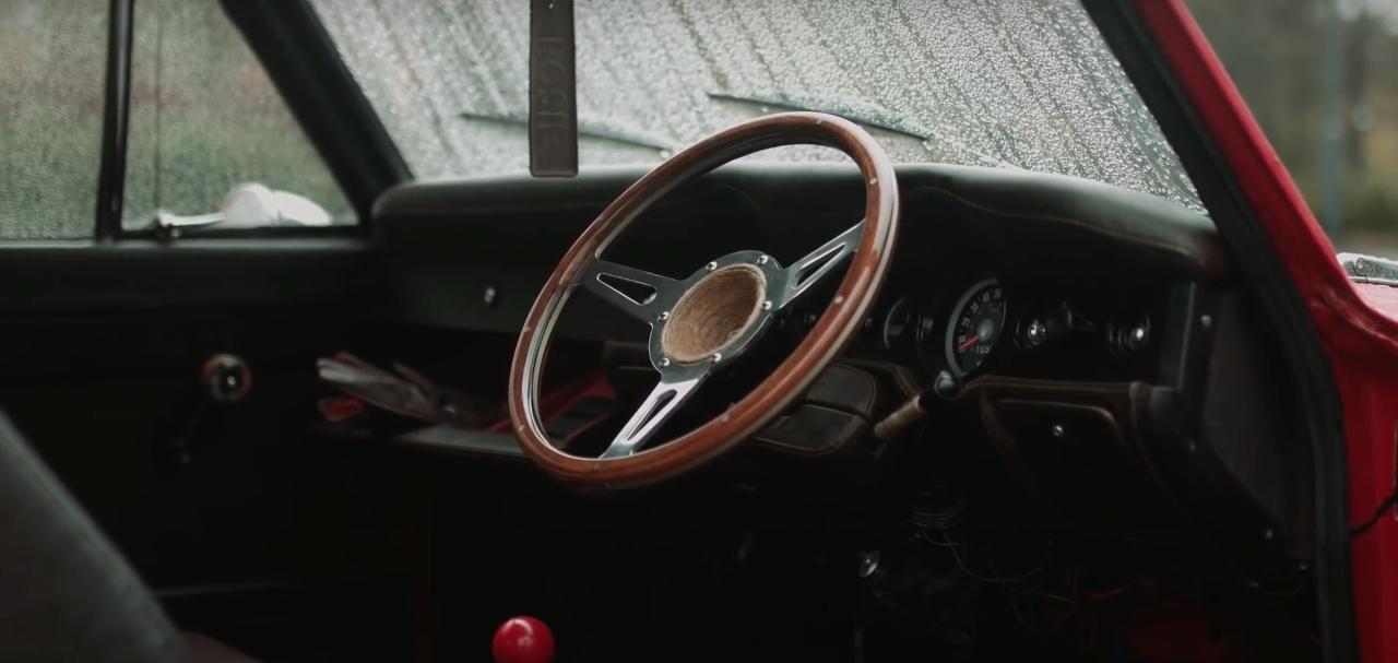 '76 Hillman Imp... Boite à air ! 34