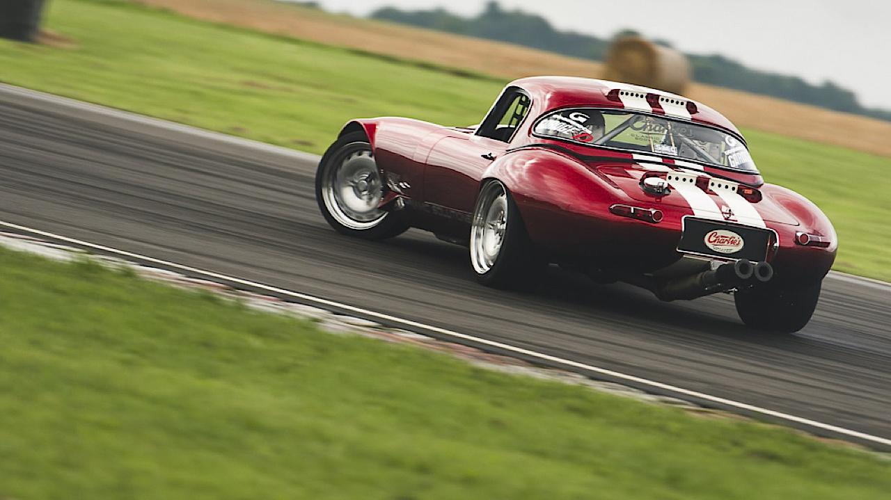 '66 Jaguar Type E - Avec un 1JZ ça glisse mieux ! 42