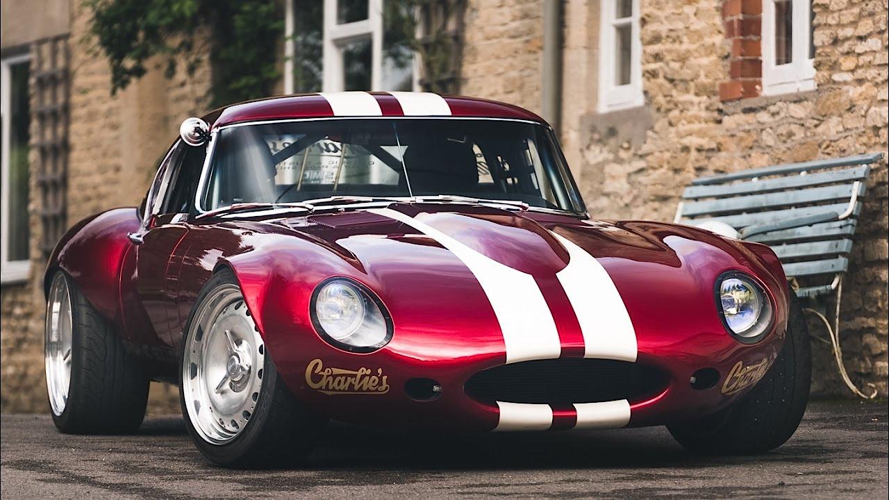 '66 Jaguar Type E - Avec un 1JZ ça glisse mieux ! 29
