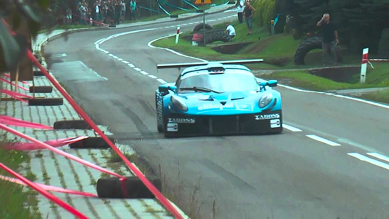 Hillclimb Monster : Lotus Exige K24 Supercharged... The Voice ! 7
