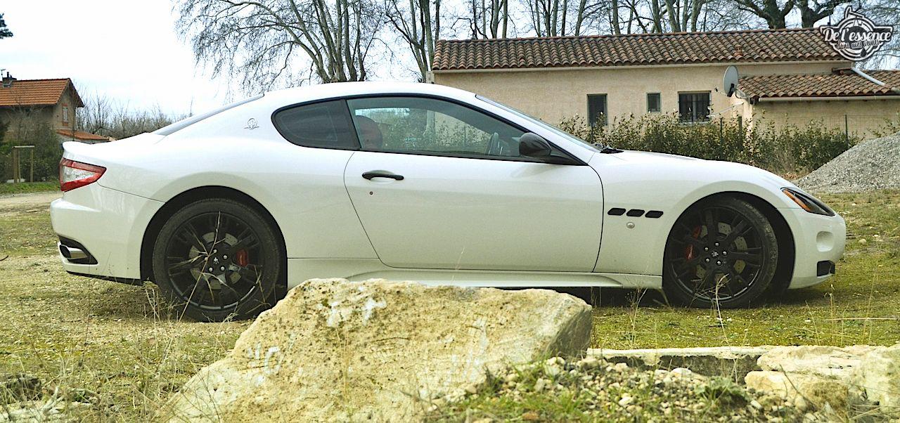 Maserati Granturismo S - Le chant des sirènes ! 3