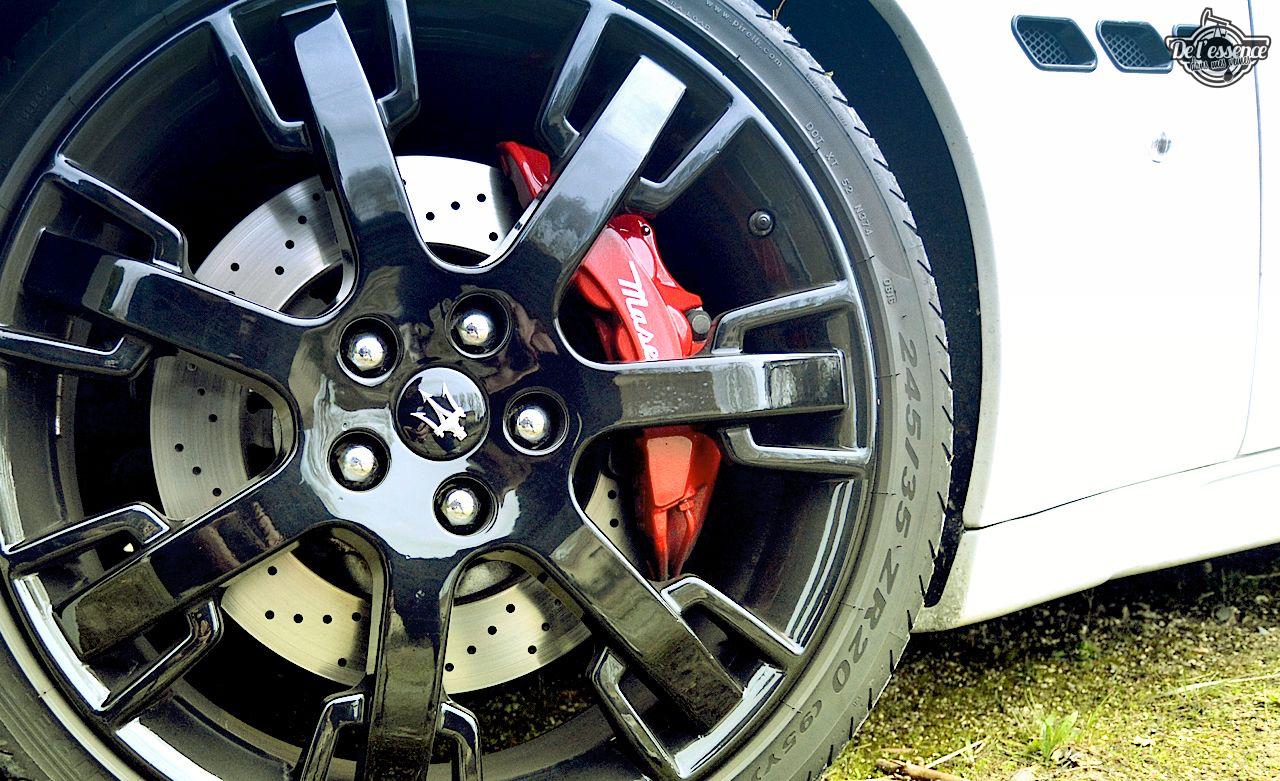 Maserati Granturismo S - Le chant des sirènes ! 5