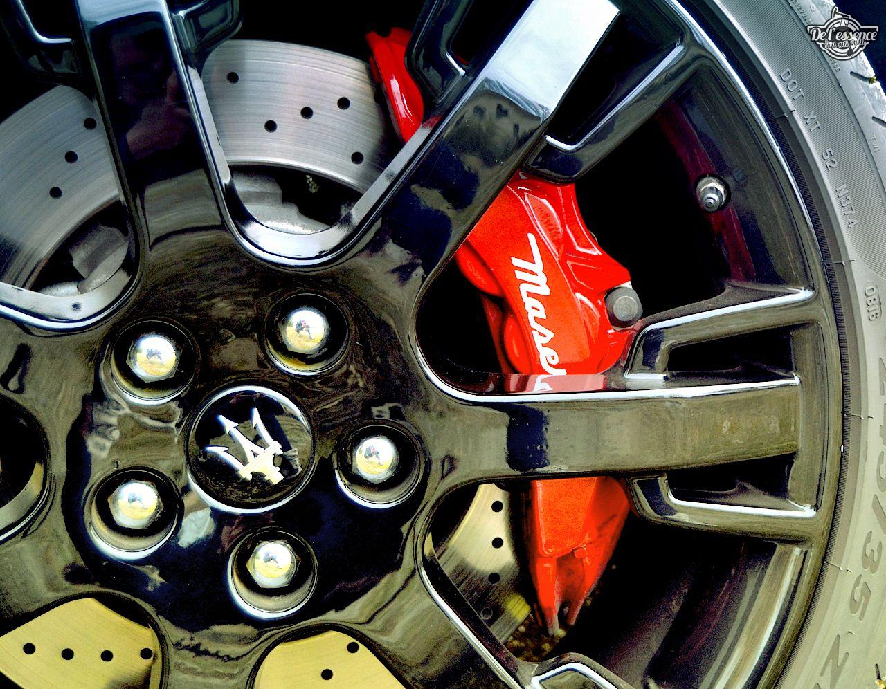 Maserati Granturismo S - Le chant des sirènes ! 14
