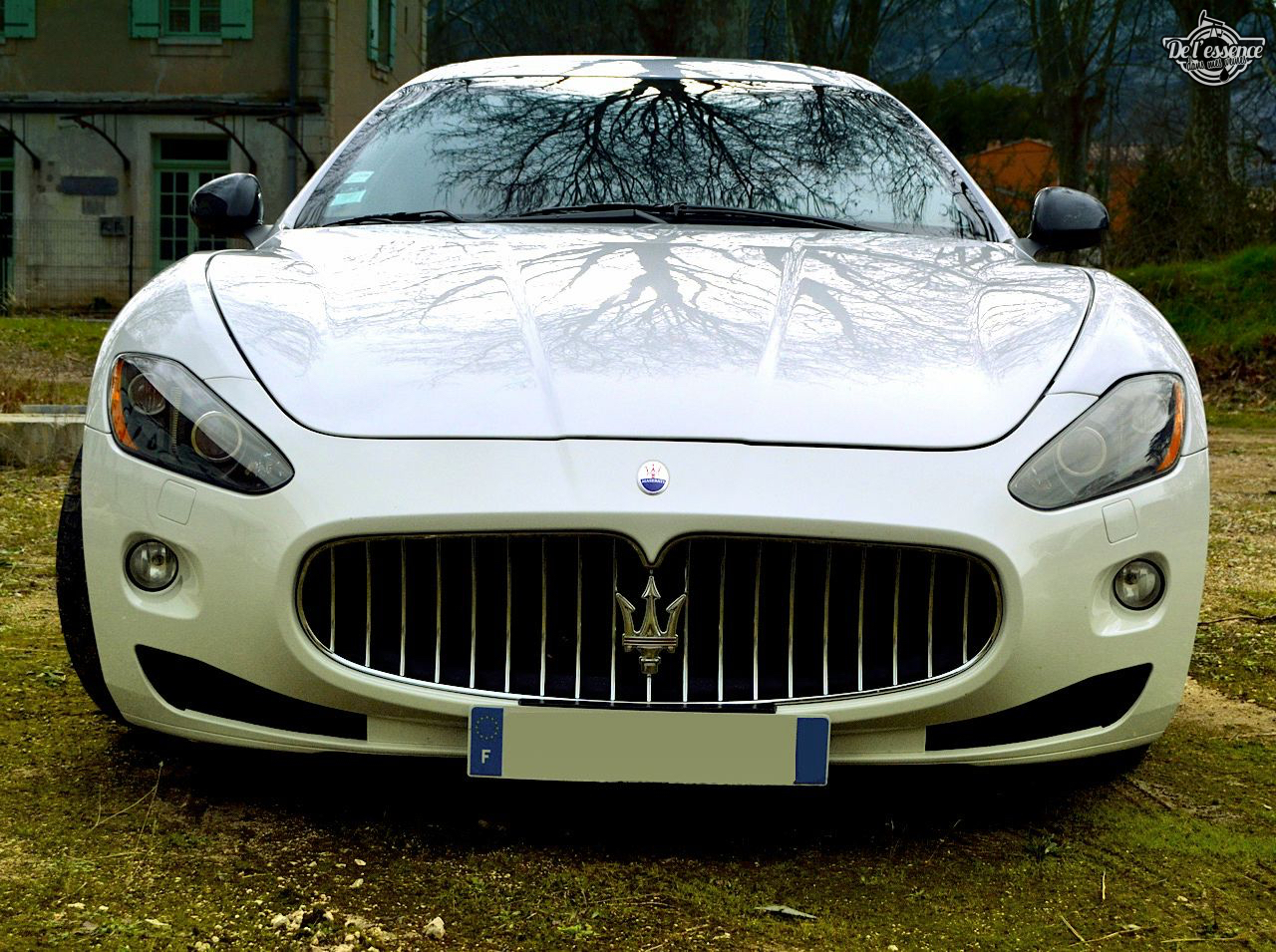 Maserati Granturismo S - Le chant des sirènes ! 9