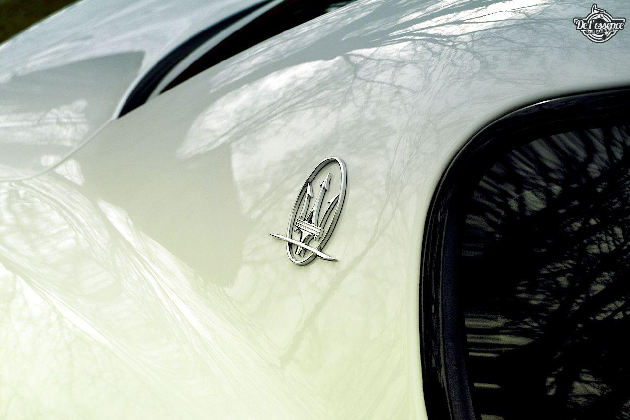 Maserati Granturismo S - Le chant des sirènes ! 25