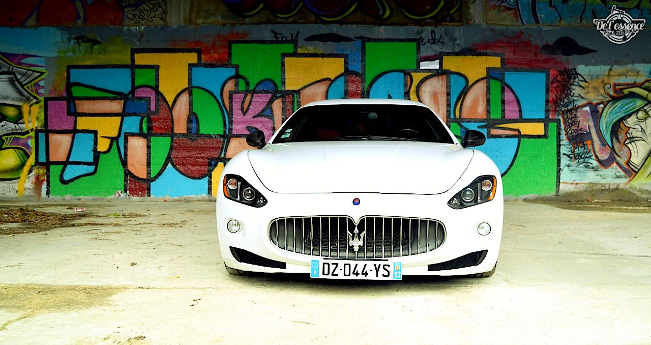 Maserati Granturismo S - Le chant des sirènes ! 22