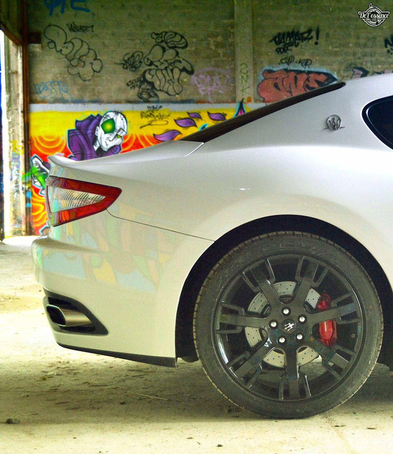 Maserati Granturismo S - Le chant des sirènes ! 6