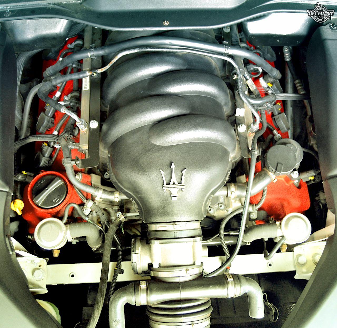 Maserati Granturismo S - Le chant des sirènes ! 23