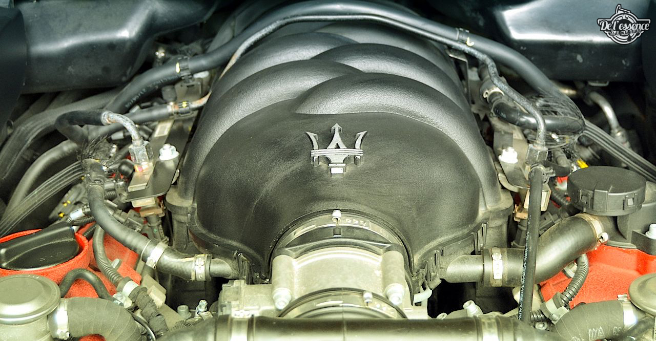 Maserati Granturismo S - Le chant des sirènes ! 21