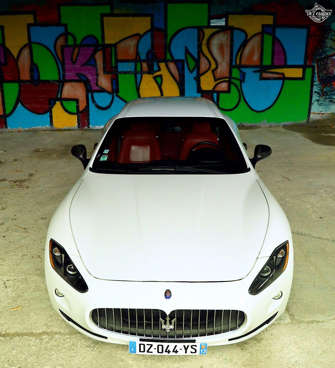 Maserati Granturismo S - Le chant des sirènes ! 11