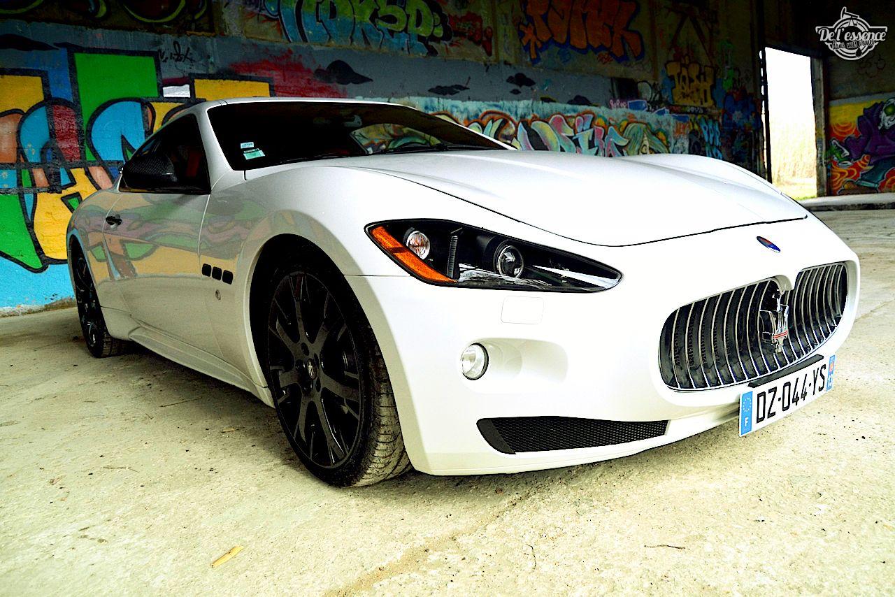 Maserati Granturismo S - Le chant des sirènes ! 13