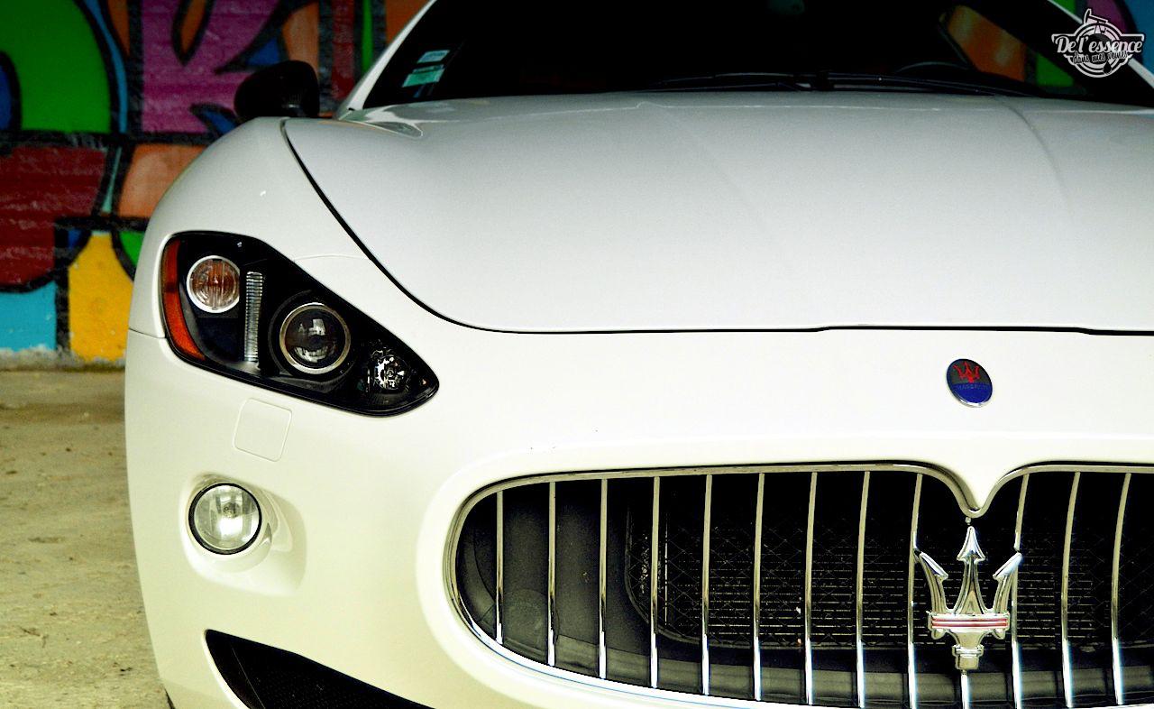 Maserati Granturismo S - Le chant des sirènes ! 1