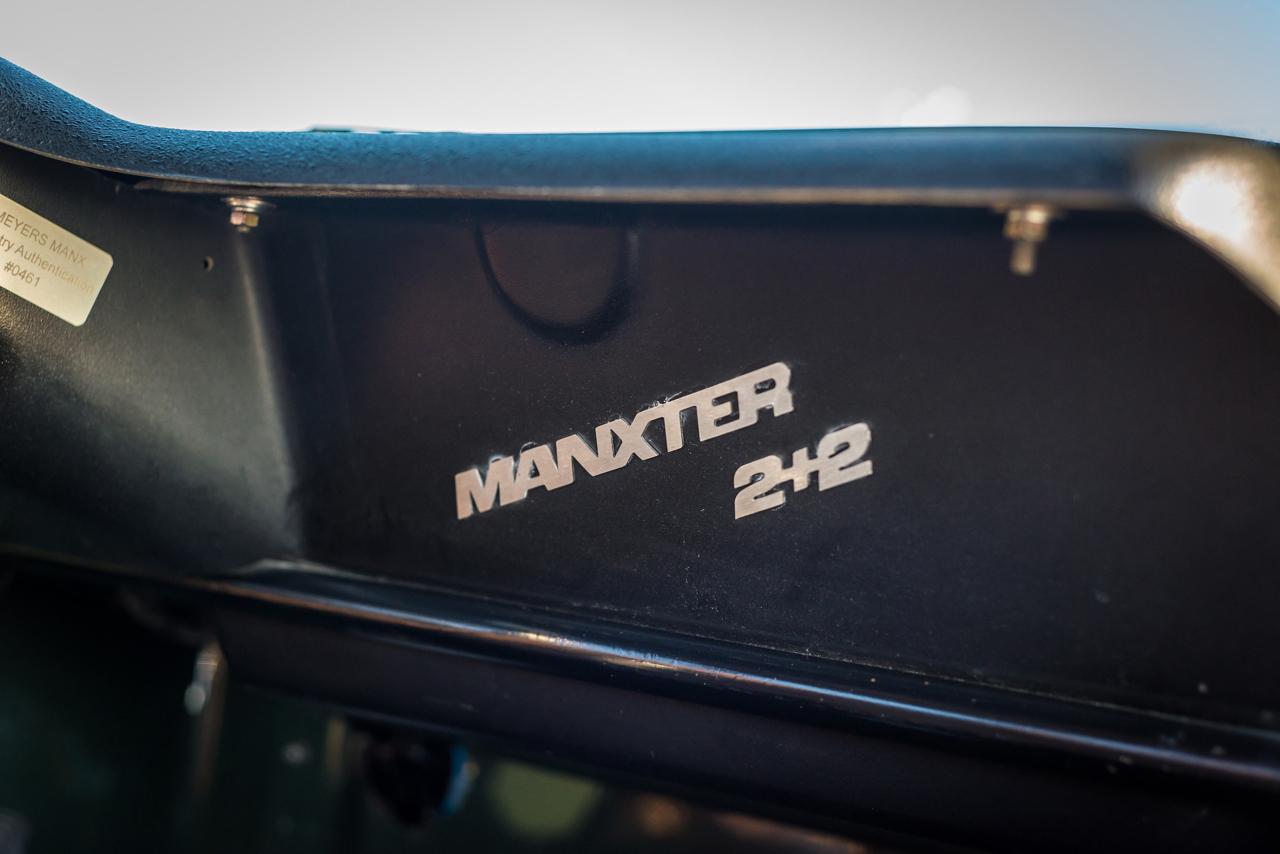 '65 Meyer Manxter 2+2 - More longer for more surfer ! 2