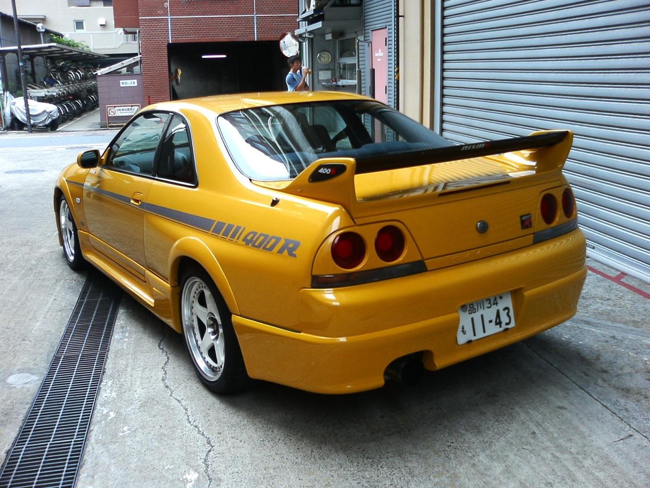 Nismo 400R - Super Skyline ! 6