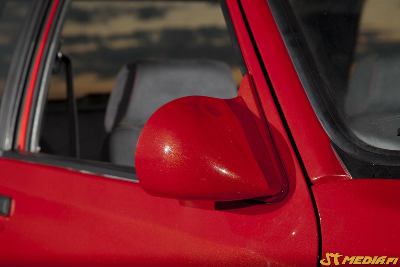 Peugeot 309 GTi 16 Turbo... Presque sleeper ! 26