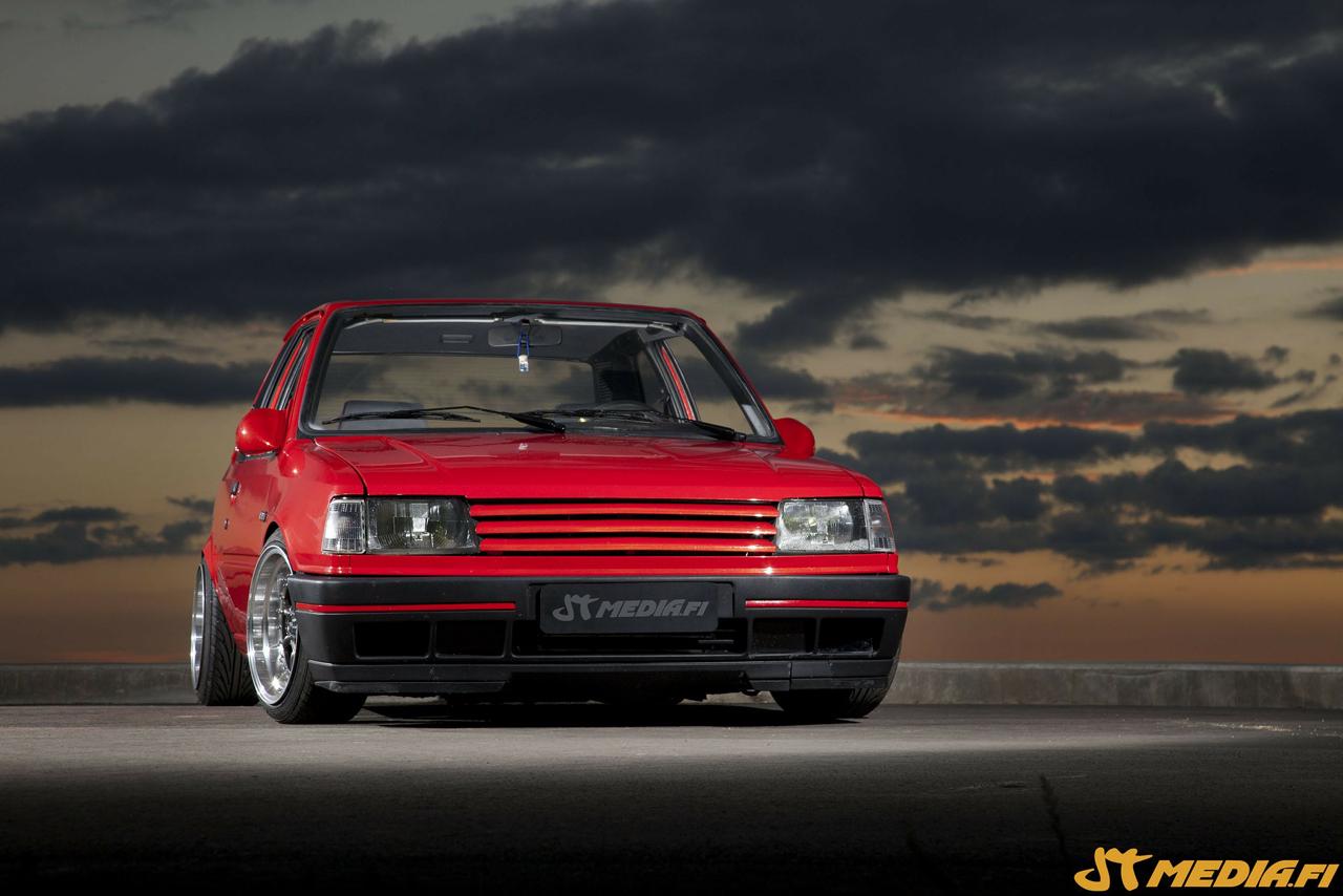 Peugeot 309 GTi 16 Turbo... Presque sleeper ! 28