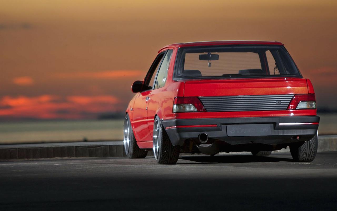 Peugeot 309 GTi 16 Turbo... Presque sleeper ! 23