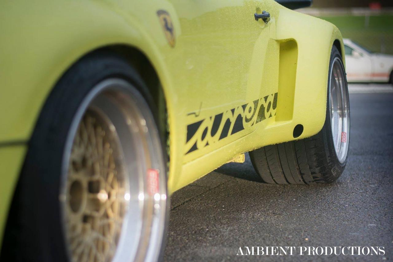 Porsche 911 RSR Outlaw : Le Graal des atmos ! 67