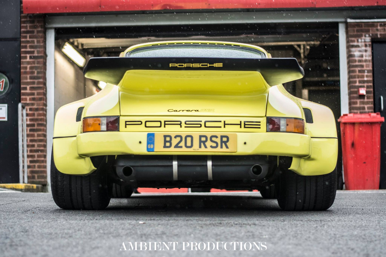 Porsche 911 RSR Outlaw : Le Graal des atmos ! 12