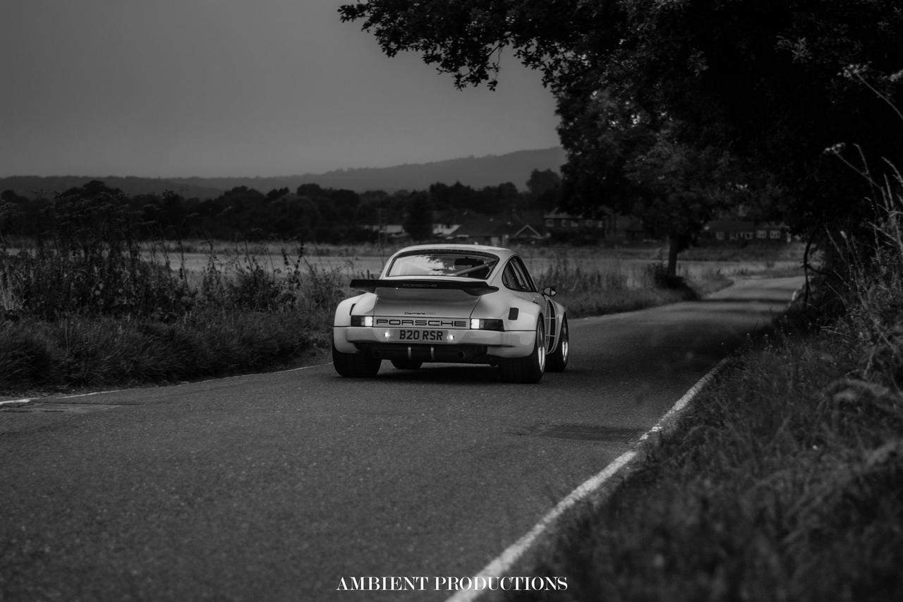 Porsche 911 RSR Outlaw : Le Graal des atmos ! 10