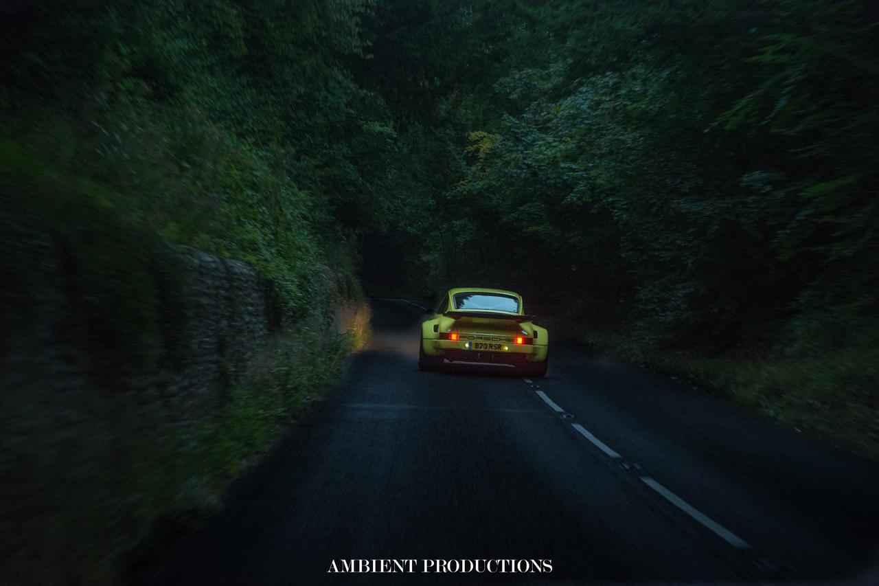 Porsche 911 RSR Outlaw : Le Graal des atmos ! 61