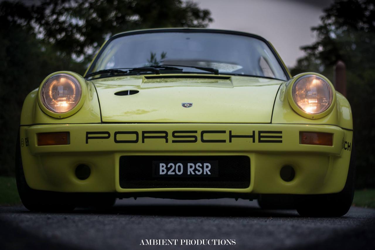 Porsche 911 RSR Outlaw : Le Graal des atmos ! 7