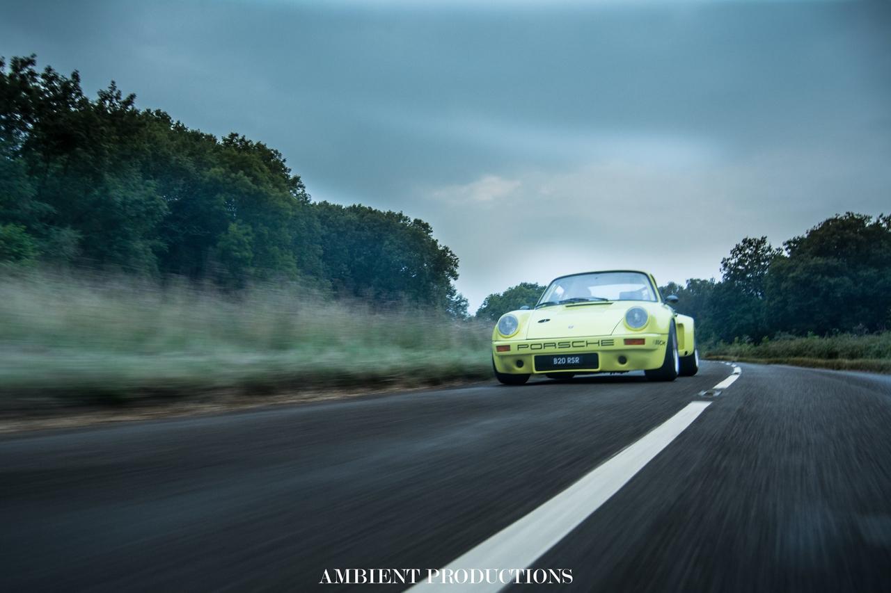 Porsche 911 RSR Outlaw : Le Graal des atmos ! 71