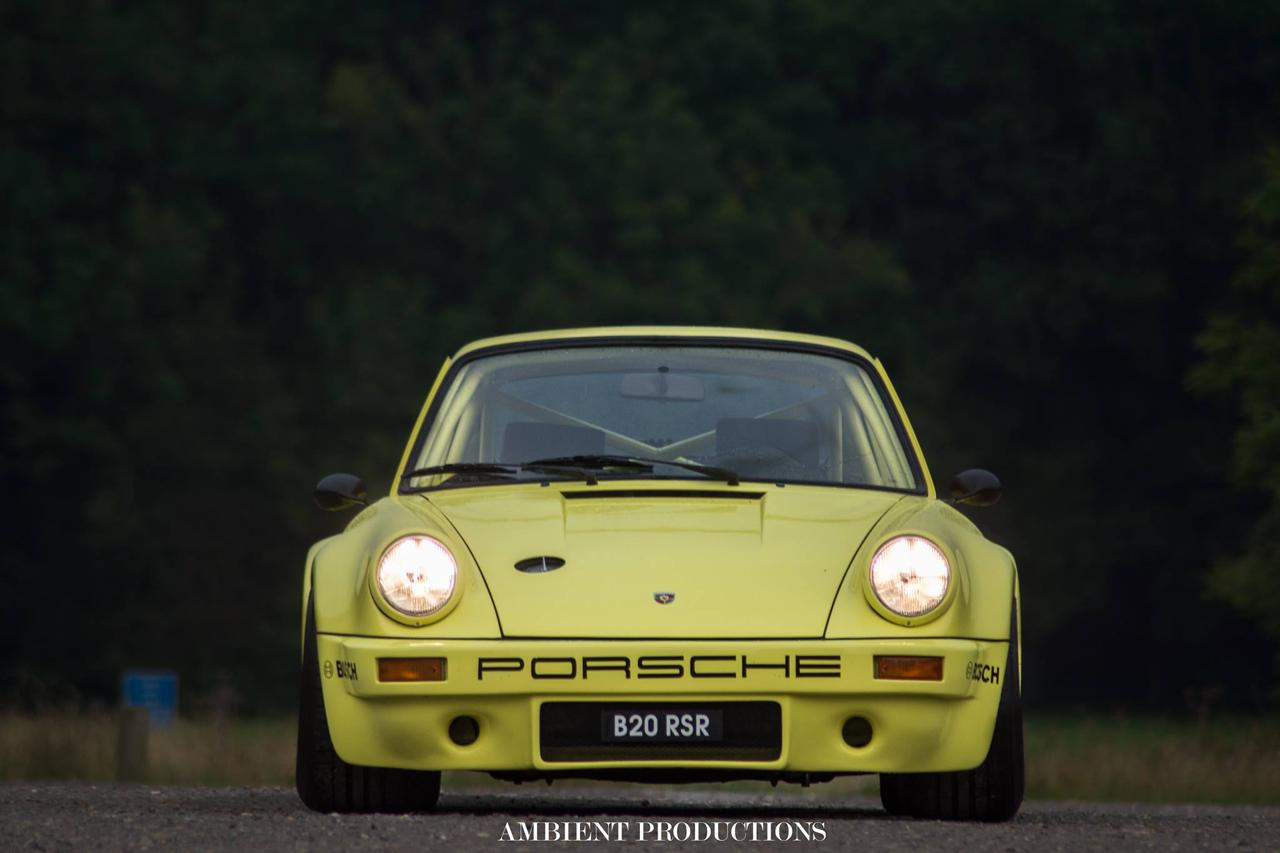 Porsche 911 RSR Outlaw : Le Graal des atmos ! 63