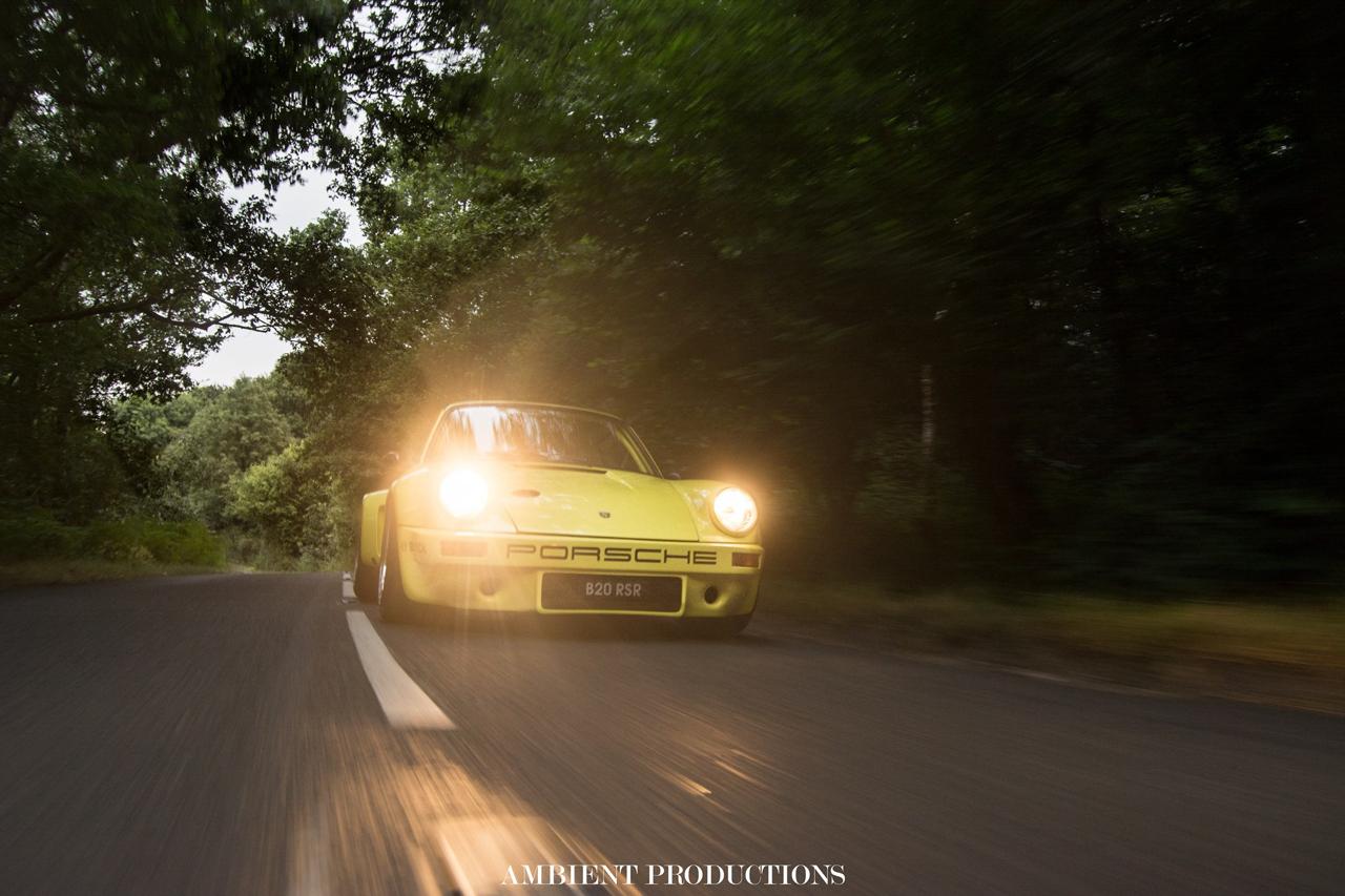 Porsche 911 RSR Outlaw : Le Graal des atmos ! 9