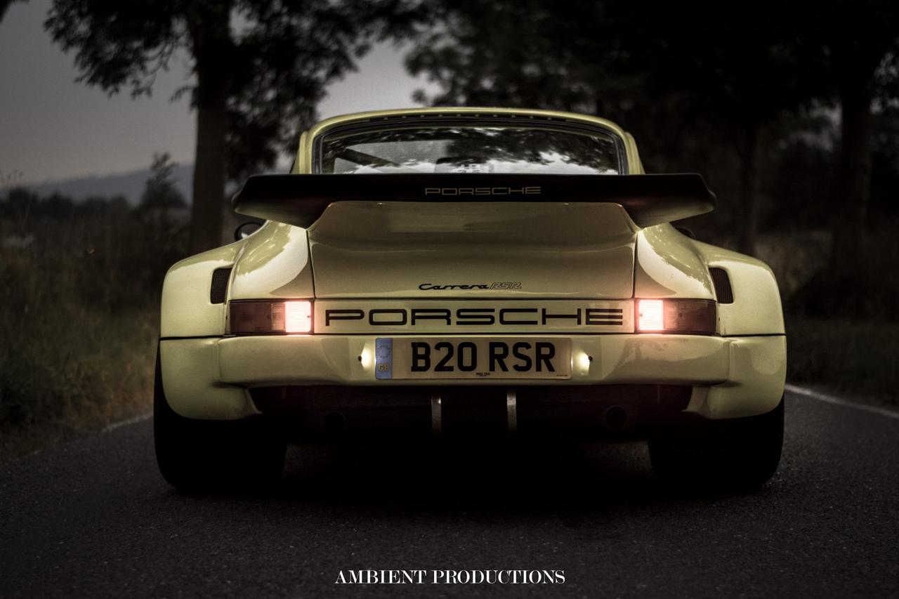 Porsche 911 RSR Outlaw : Le Graal des atmos ! 6