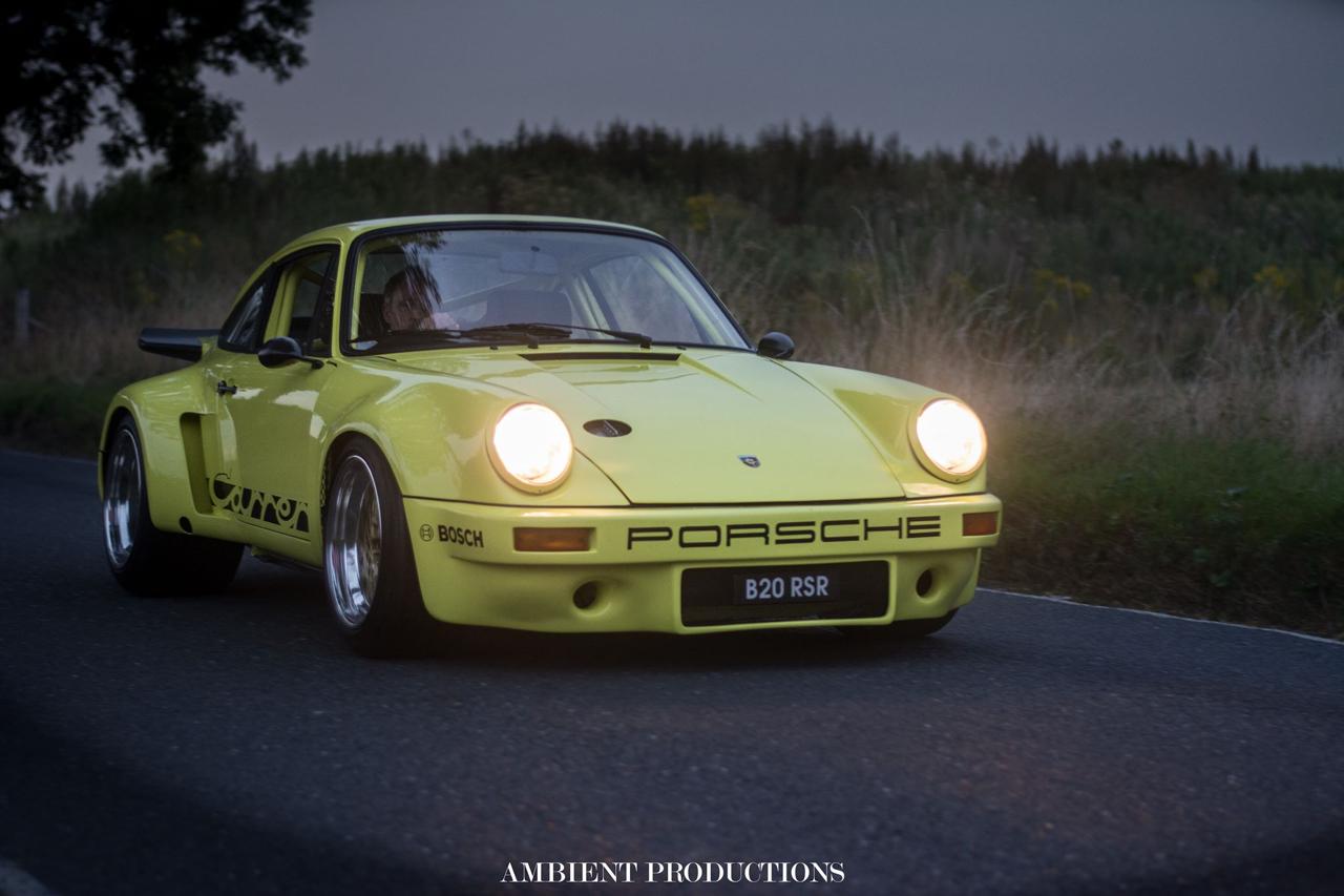 Porsche 911 RSR Outlaw : Le Graal des atmos ! 65