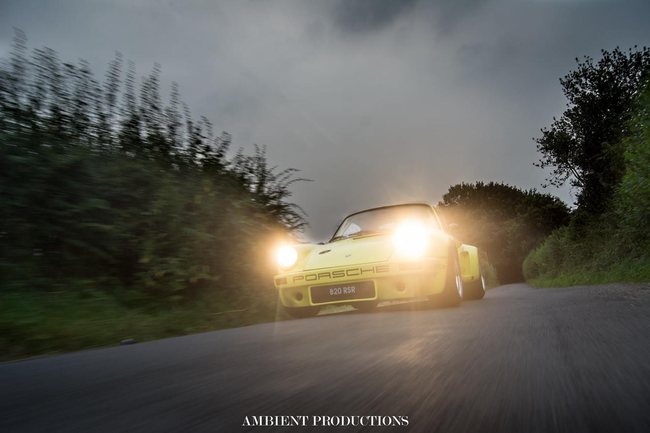 Porsche 911 RSR Outlaw : Le Graal des atmos ! 4