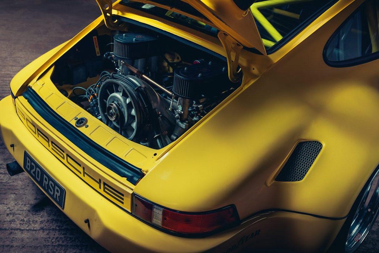 Porsche 911 RSR Outlaw : Le Graal des atmos ! 17