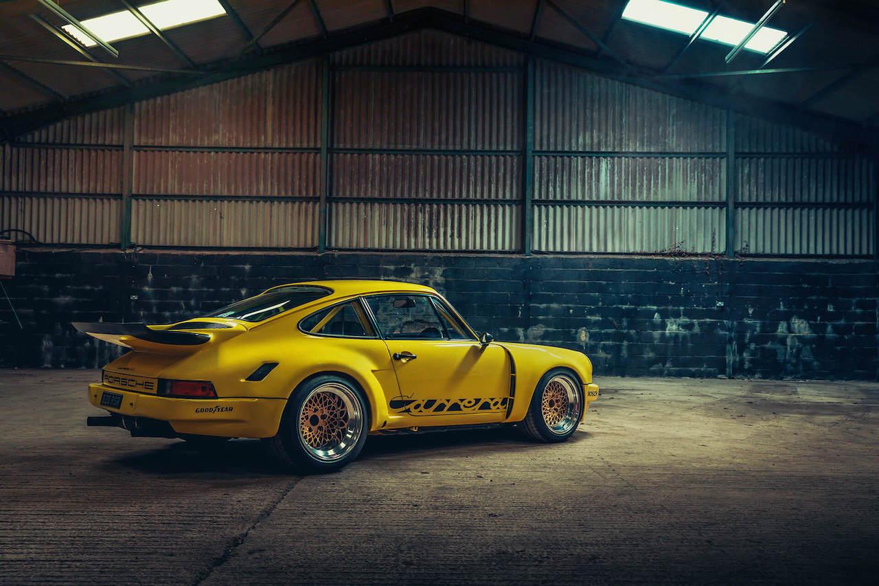 Porsche 911 RSR Outlaw : Le Graal des atmos ! 53