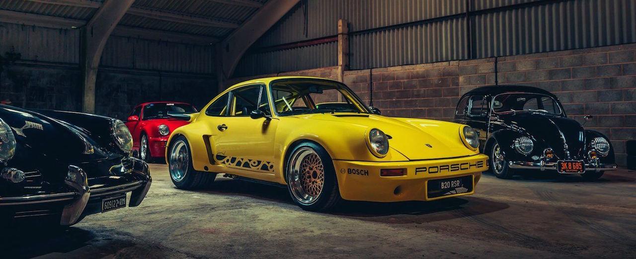 Porsche 911 RSR Outlaw : Le Graal des atmos ! 1