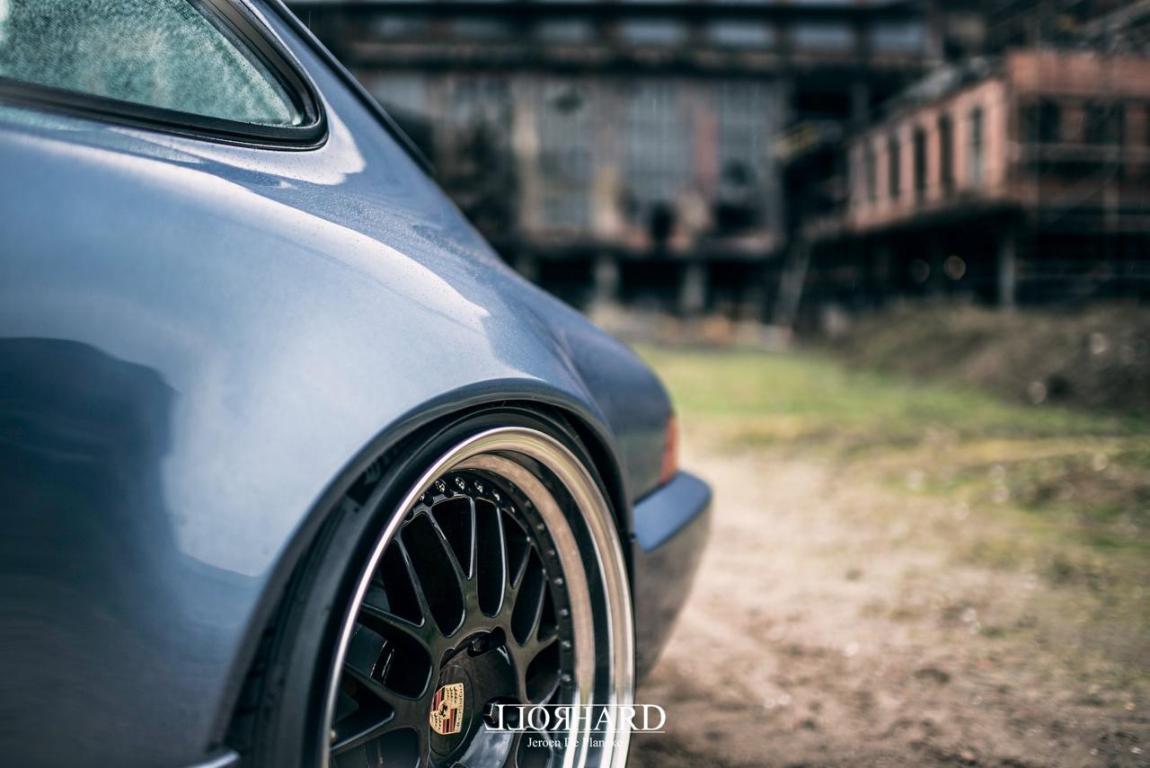 Porsche 964 Carrera 4 - Belgium Outlaw ! 43