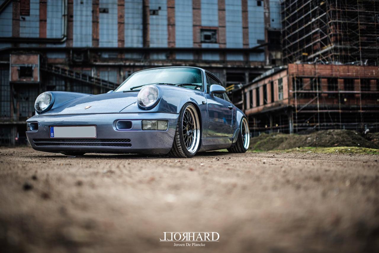 Porsche 964 Carrera 4 - Belgium Outlaw ! 48